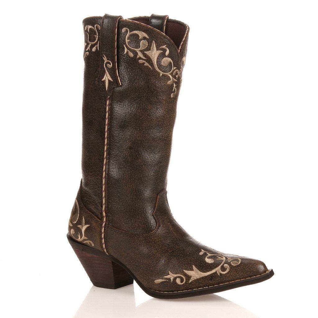 Durango Crush Scroll Women's Cowboy Boots
