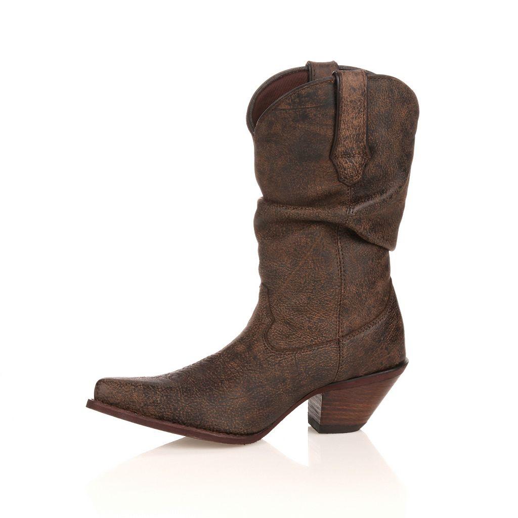 Durango Crush Slouch Women's Cowboy Boots