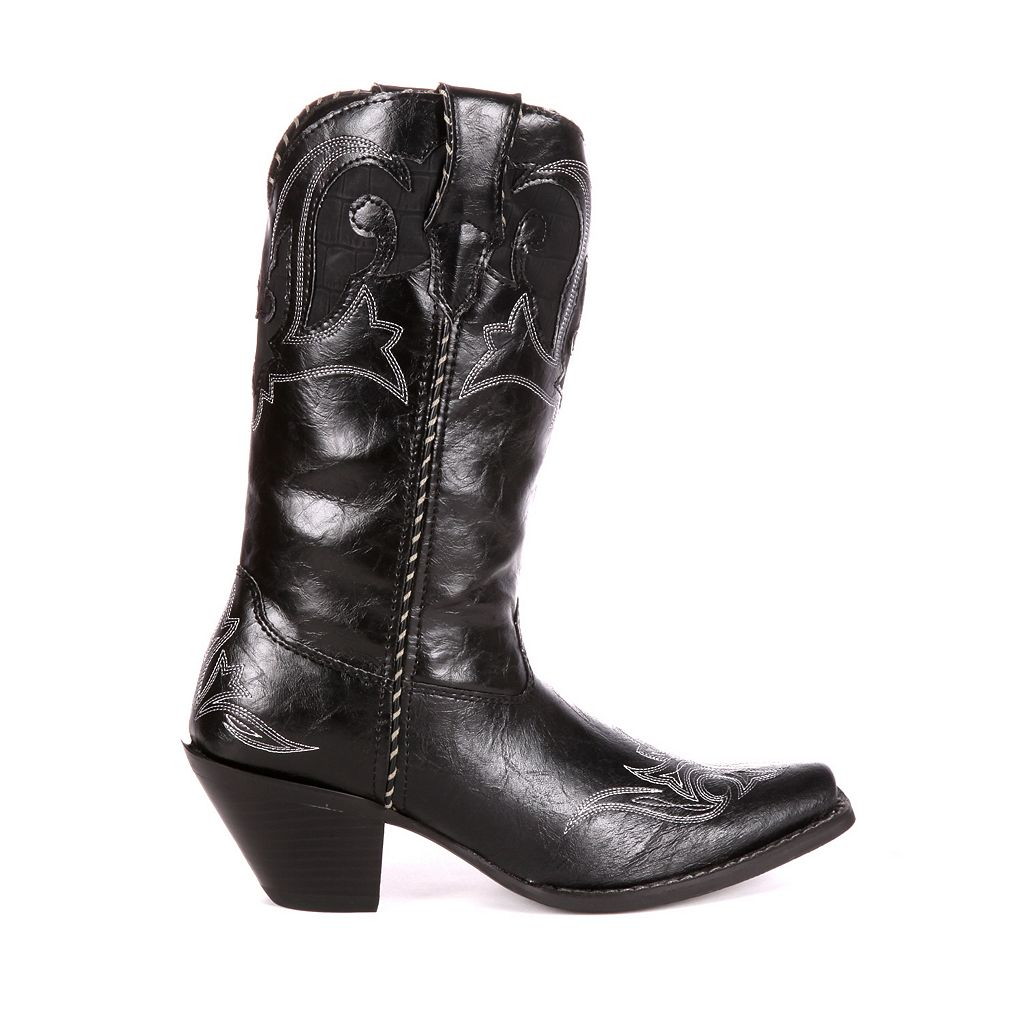 Durango Crush Peek-A-Boot Women's Cowboy Boots