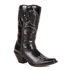 Durango Crush Peek-A-Boot Women's Cowboy Boots