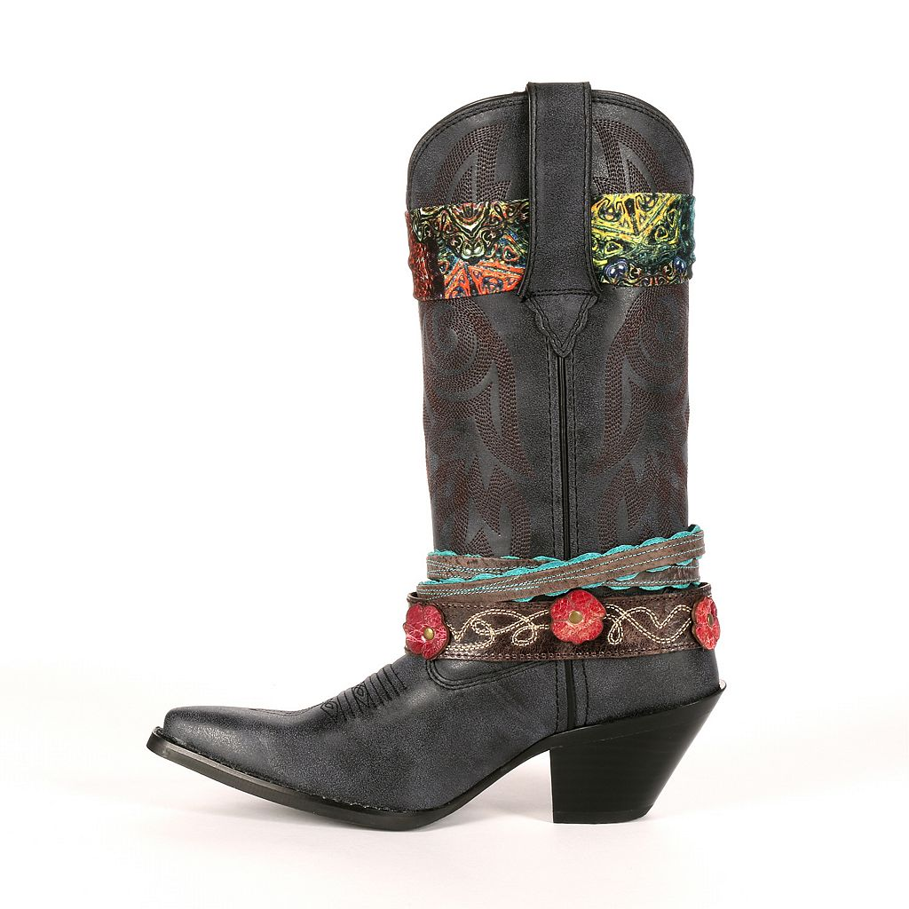 Durango Crush Accessorized Women's Cowboy Boots