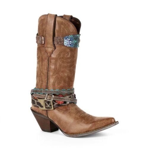 Durango Crush Accessorized Women's Cowboy Boots