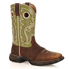 Durango Lady Rebel Powder 'N Lace Women's Cowboy Boots