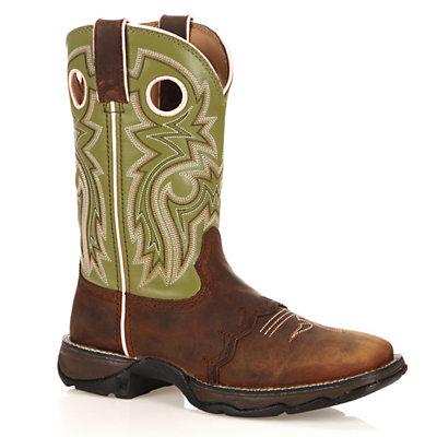 Durango Lady Rebel Powder 'N Lace Women's Cowboy Boots
