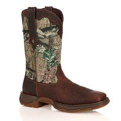 Durango Lady Rebel Camo Cutie Women's Cowboy Boots