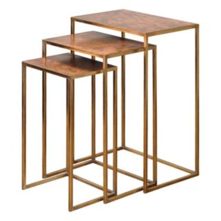 3-piece Copres Nesting Table Set