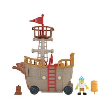 Imaginext Spongebob Mid Food Truck Playset by Fisher-Price