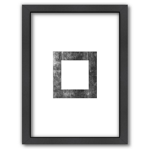 Americanflat Square Framed Wal...
