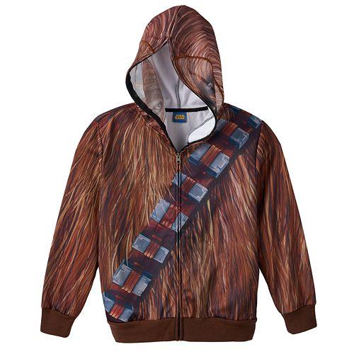Star Wars Boys Chewbacca Robe