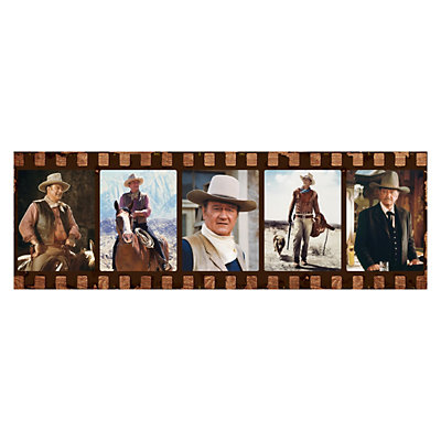 MasterPieces John Wayne: Forever in Film 1,000-pc. Panoramic Jigsaw Puzzle