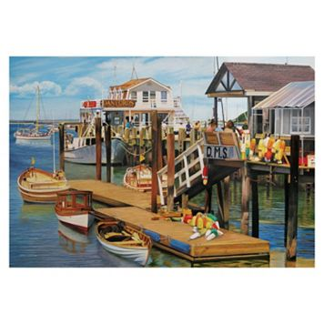 Summer Pier 2,000-pc. Jigsaw Puzzle