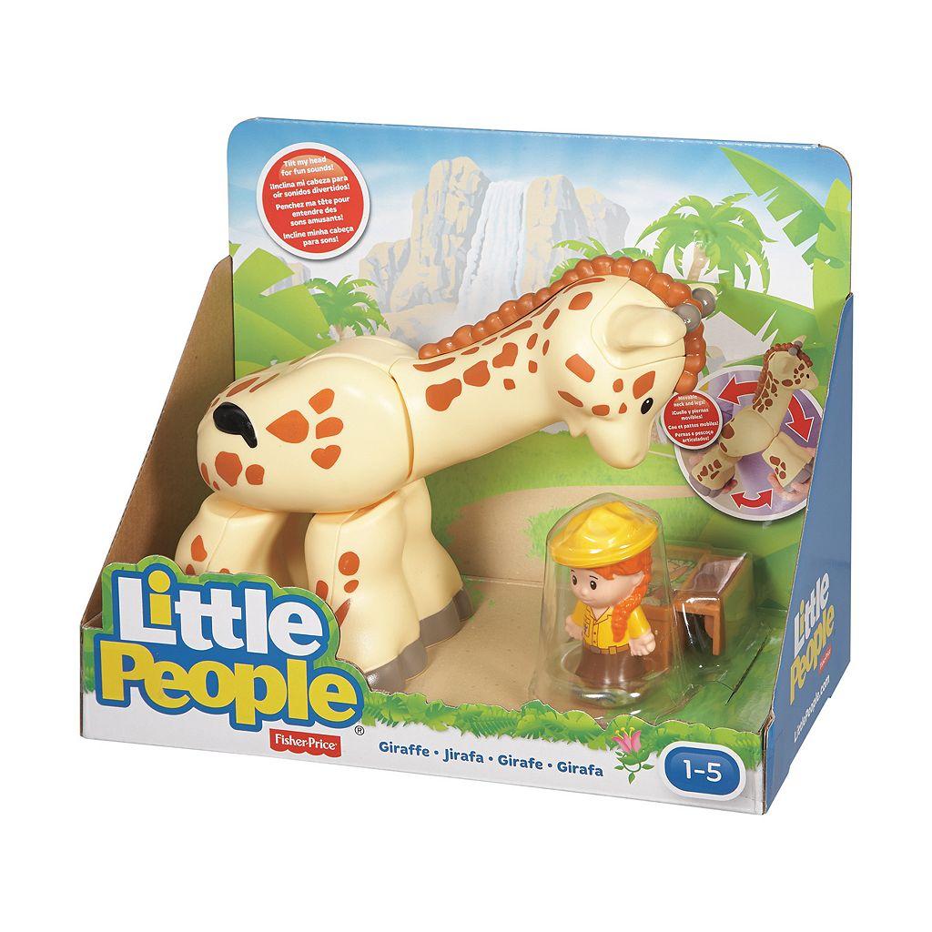 Fisher-Price Little People Giraffe