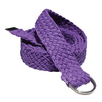 Gaiam Braided Yoga Strap
