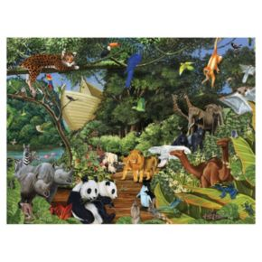 Noah's Gathering Two by Two 400-pc. Jigsaw Puzzle