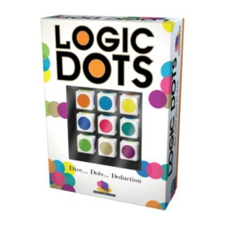 Logic Dots Puzzle by Brainwright