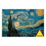 "Piatnik Vincent Van Gogh ""Starry Night"" 1,000-pc. Jigsaw Puzzle"