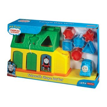 My First Thomas & Friends Tidmouth Shape Sorter by Fisher-Price