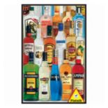 Piatnik Bottles of Spirits 1000-pc. Jigsaw Puzzle