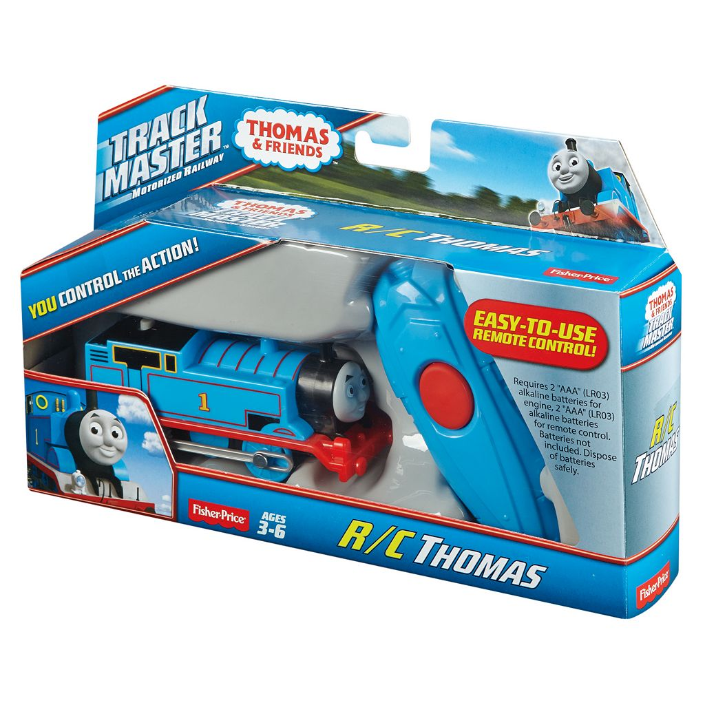Thomas & Friends TrackMaster Remote Control Thomas by Fisher-Price