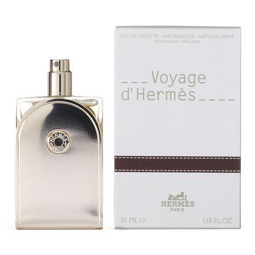 Voyage d'Hermes Eau de Toilette Refillable Women's Perfume