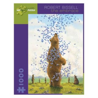 "Pomegranate Robert Bissell ""The Embrace"" 1,000-pc. Jigsaw Puzzle"