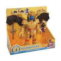 Fisher-Price Imaginext Power Rangers Goldar and Rita