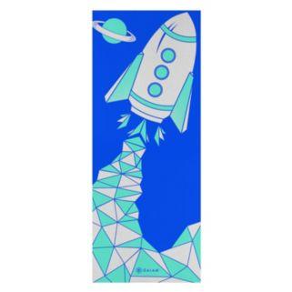 Gaiam 3mm Rocket Yoga Mat - Kids