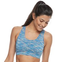 Tek Gear® Bra: Keyhole High-Impact Sports Bra