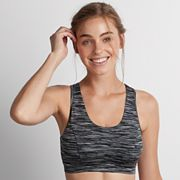Tek Gear® Keyhole Medium-Impact Sports Bra