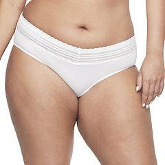 Warner's No Pinching No Problem Cotton-Blend Hipster RU1091P - Women's