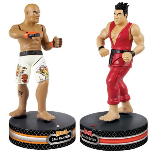 The Black Series Remote Control MMA Cage Fighters