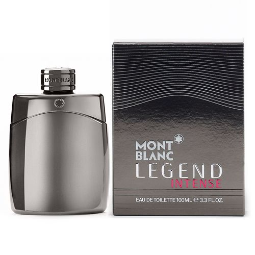 Mont Blanc Legend Intense Men's Cologne - Eau de Toilette