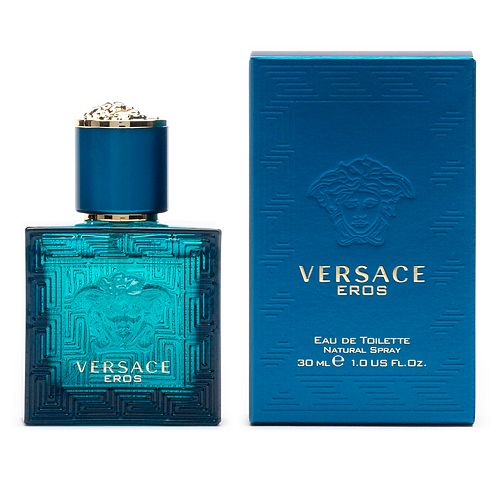 Versace Eros Men's Cologne - Eau de Toilette