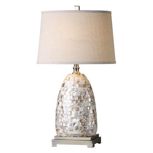 Capurso Shell Table Lamp