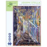 "Pomegranate Joseph Stella ""The Voice of the City"" 1,000-pc. Jigsaw Puzzle"