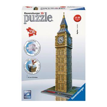 Ravensburger Big Ben 216-pc. 3D Puzzle Building Set