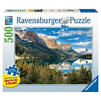 Ravensburger Beautiful Vista 500 pc Large Piece Jigsaw Puzzle