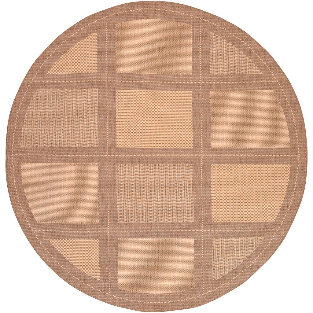 Couristan Summit Checkered Indoor Outdoor Rug