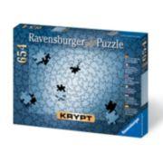 Ravensburger Krypt Blank Puzzle Challenge 654-pc. Jigsaw Puzzle