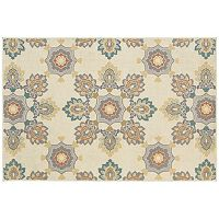 StyleHaven Longview Floral Indoor Outdoor Rug