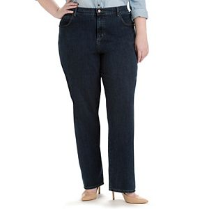 dacb55c2f44 Women s Lee Relax Fit Side-Elastic Jeans. (666). Regular.  48.00. Plus Size  ...