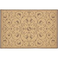 Couristan Veranda Vine Indoor Outdoor Rug