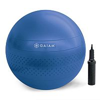 Gaiam 75cm Total Body Balance Ball Kit