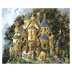 SunsOut College of Magical Knowledge 1,500 pc Jigsaw Puzzle