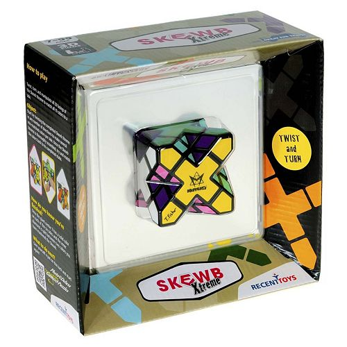 Meffert's Puzzles Skewb Xtreme by Recent Toys