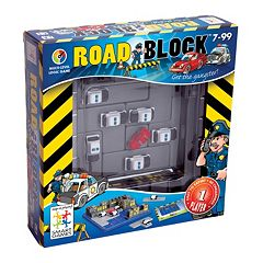 RoadBlock Game by SmartGames