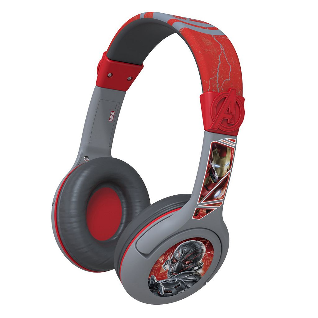 Marvel Avengers: Age of Ultron Youth Headphones