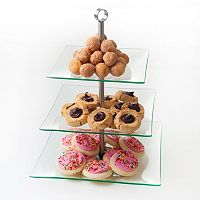 Chef Buddy 3-Tier Dessert Stand