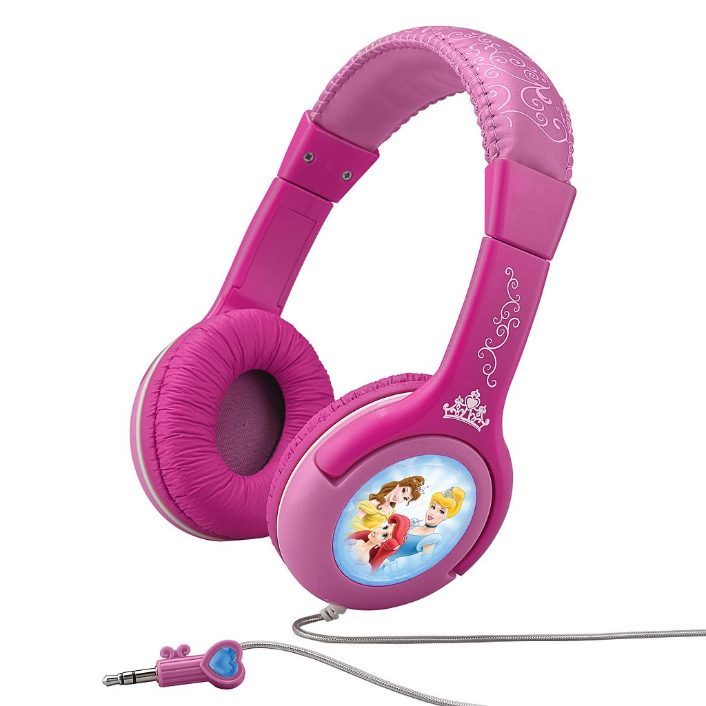 Disney Princess Youth Headphones