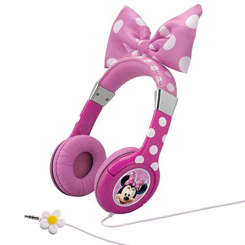 Disney's Minnie Mouse Bowtique Youth Headphones
